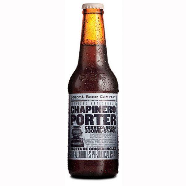 imagen cerveza Chapinero Porter